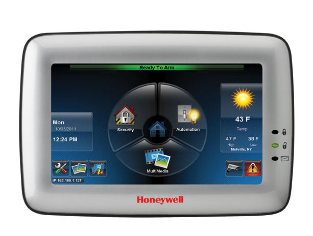 tuxedo-touch-silver-home-automation-keypad