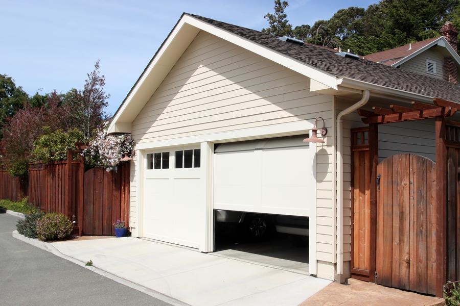 Best Home Security System Indianapolis Garage Door Security