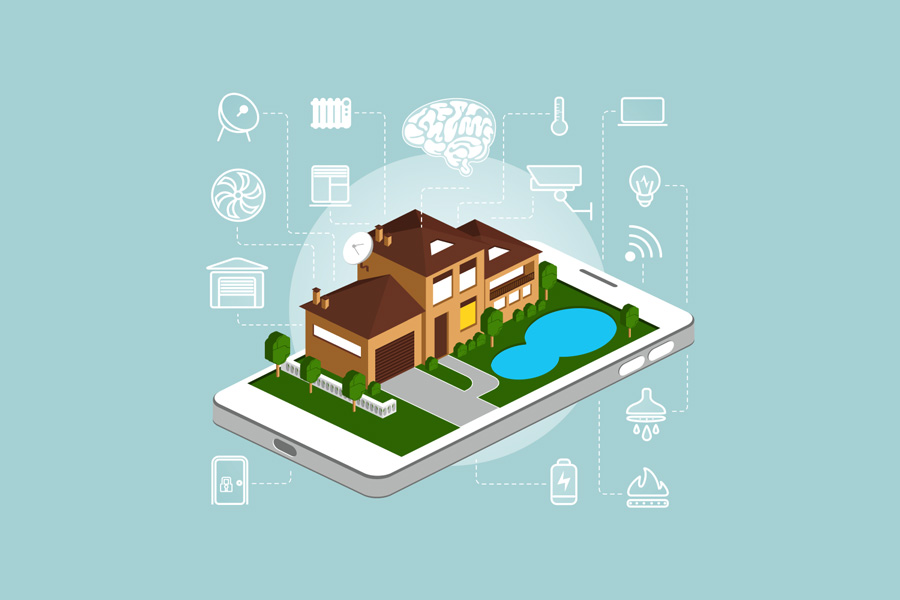 Smart Home Security Packages Circle City Security Systems