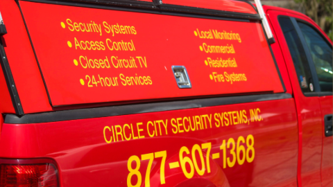 Why Should You Use Local Alarm Companies?